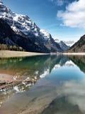Mountainlake Lizenzfreies Stockfoto