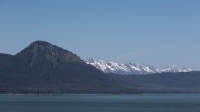 Mountainous Coastline Royalty Free Stock Images