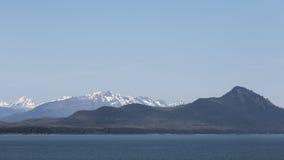 Mountainous Coastline. The mountainous coastline of Alaska's Inside Passage stock photography
