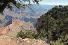 Mountainous desert landscape Stock Image