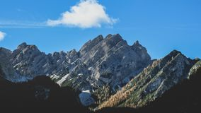 Mountainous Landforms, Mountain, Mountain Range, Sky Stock Photography