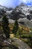 Mountainous Landforms, Mountain, Nature, Wilderness Royalty Free Stock Photos