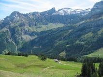 Mountainous Landforms, Mountain Range, Highland, Grassland royalty free stock image