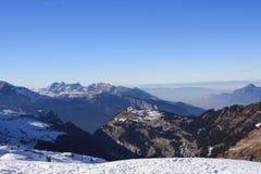 Mountainous Landforms, Mountain Range, Mountain, Sky royalty free stock image