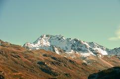 Mountainous Landforms, Mountain, Sky, Mountain Range royalty free stock photos