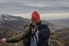 Mountainous Landforms, Mountain, Wilderness, Ridge Stock Photography