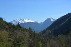 Mountainous Landforms, Mountain, Wilderness, Sky Stock Images