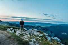 Mountainous Landforms, Sky, Mountain, Mountain Range stock photos