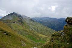 Mountainous landscape Stock Photography