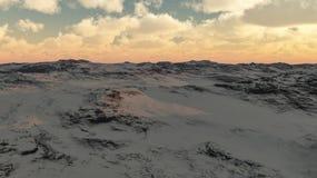 The mountainous landscape. Stock Images