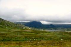 Mountainous landscape Royalty Free Stock Image