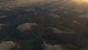 Mountainous landscape. Stock Image