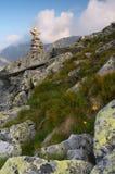 Mountainous terrain Royalty Free Stock Image