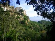 Mountainous village landscape. Stock Photography