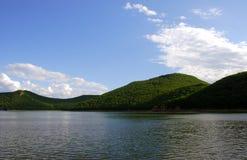 Jingpo lake in china Stock Photos