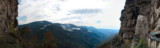 In mountains Royalty Free Stock Photography