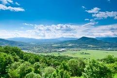 The mountains Royalty Free Stock Photos