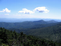 Mountains. Blue ridge mountains stock photography