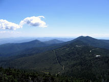 Mountains. Blue ridge mountains stock photos