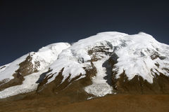 Mountains. The roof of the world Royalty Free Stock Photos