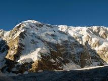 Mountains. Caucasus. Kabardino-Balkaria. Bezengi Stock Images