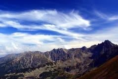 mountains στοκ φωτογραφία