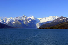 Mountains of Alaska Royalty Free Stock Photography