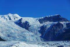 Mountains in Alaska Royalty Free Stock Photos