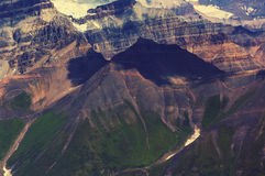 Mountains in Alaska Royalty Free Stock Photo