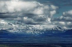 Mountains in Alaska Stock Photography
