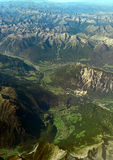 Mountains of the Alps. Stock Images