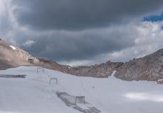 The mountains of Alps in Tyrol, Austria Stock Photo