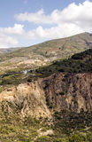 Mountains of the Alpujarras Royalty Free Stock Photography