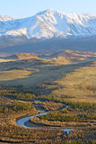 Mountains of Altai Stock Images