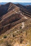 Mountains of Altiplano Stock Photo