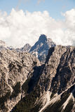 Mountains - Alto Adige Stock Image