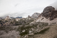 Mountains - Alto Adige Royalty Free Stock Images