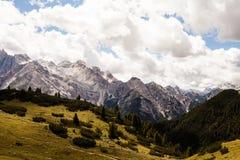 Mountains - Alto Adige Stock Image