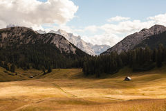 Mountains - Alto Adige Royalty Free Stock Photos