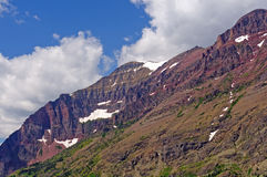 Mountains in the American West Stock Image
