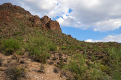 Mountains Arizona Stock Images