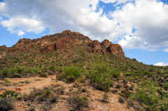 Arizona Mountains Stock Image