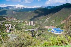 Mountains of Armenia Royalty Free Stock Image