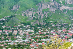 Mountains of Armenia Royalty Free Stock Photo