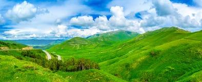 The mountains of Armenia Royalty Free Stock Image