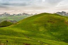 Mountains of Armenia Royalty Free Stock Photos