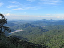 Mountains Asia Vietnam forest sky beautiful places Royalty Free Stock Photos