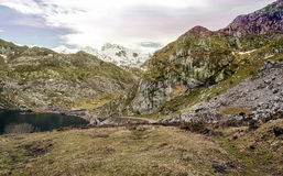 Mountains of Asturias Royalty Free Stock Images