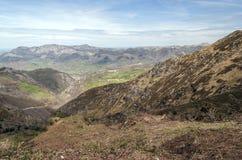 Mountains of Asturias Stock Photos