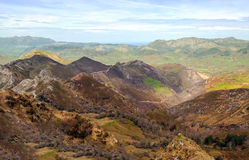Mountains of Asturias Stock Photo